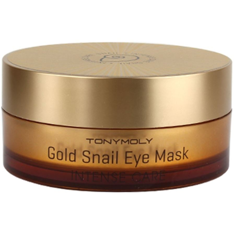 Маска Tony Moly Gold Snail Eye Mask (90 г) маска tony moly timeless ferment snail eye mask 35 г
