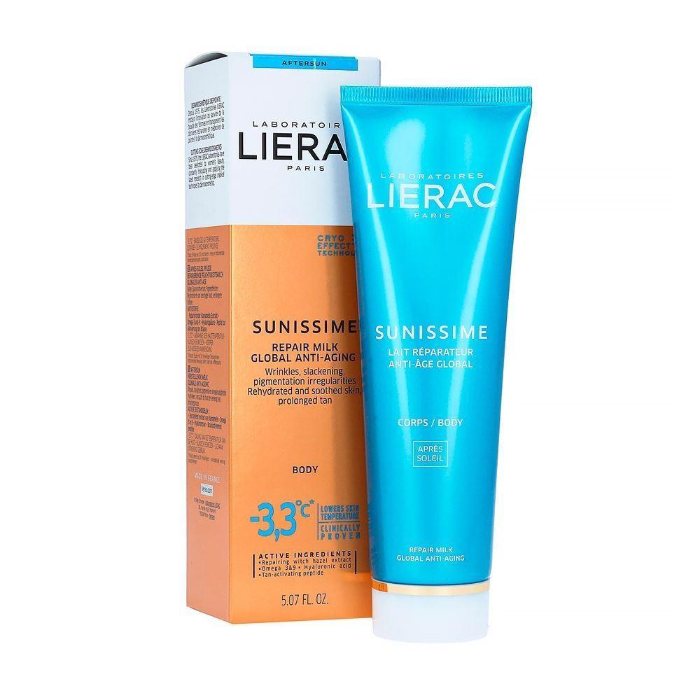 Молочко Lierac Sunissime Lait Reparateur Rehydratant 150 мл флюид lierac sunissime fluide protecteur energisant spf30