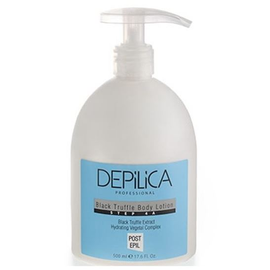 Лосьон Depilica Professional Black Truffle Body Lotion (Step 4A) 500 мл крем depilica professional foot cream step 5 200 мл
