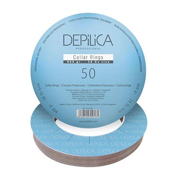 Сопутствующие товары Depilica Professional Collar Rings (50 шт) сопутствующие товары valera 651 01 maniswiss professional set 1 шт