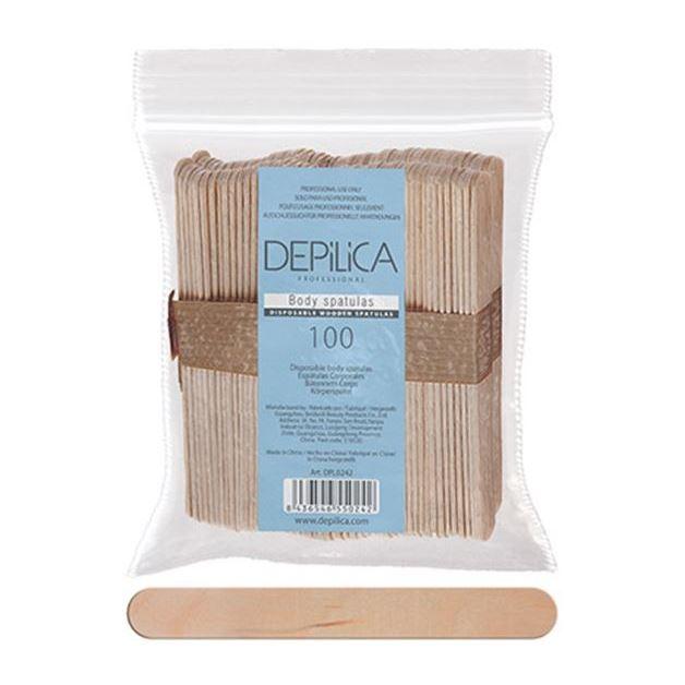 Сопутствующие товары Depilica Professional Disposable Wooden Body Spatulas (100 шт) сопутствующие товары valera 651 01 maniswiss professional set 1 шт