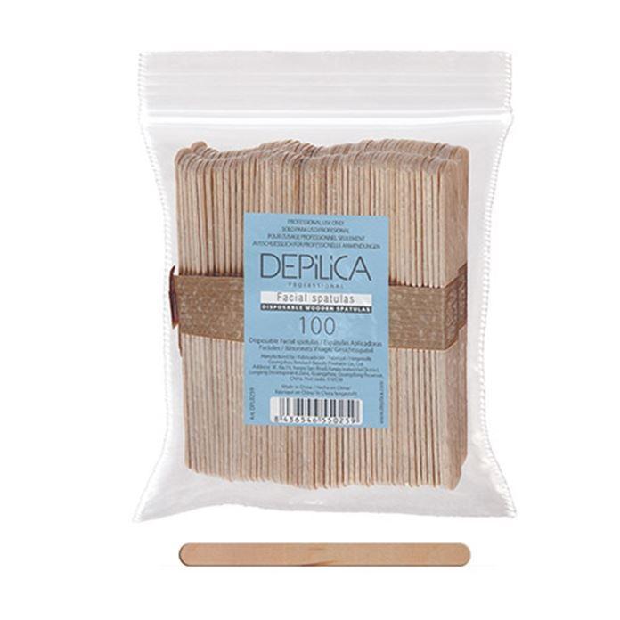Сопутствующие товары Depilica Professional Disposable Wooden Facial Spatulas (100 шт) сопутствующие товары valera 651 01 maniswiss professional set 1 шт
