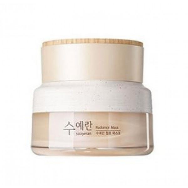 Маска The Saem Sooyeran Radiance Mask 80 мл the saem sooyeran radiance cream