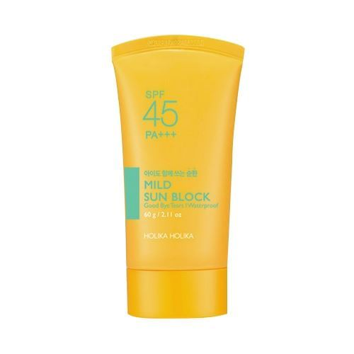 Крем Holika Holika Mild Sun Block SPF45 PA+++ (60 г) dr jart bb крем с эффектом лифтинга с spf45 pa bb крем с эффектом лифтинга с spf45 pa