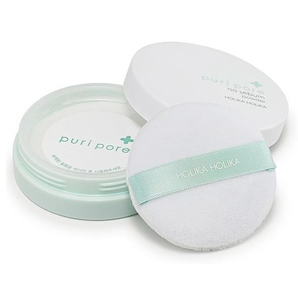 Пудра Holika Holika Puri Pore No Sebum Powder (7 г) пудра holika holika gudetama sebum clear pact 9 гр