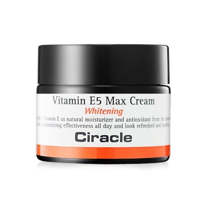 Крем Ciracle Vitamin E5 Max Cream 50 мл flir e5