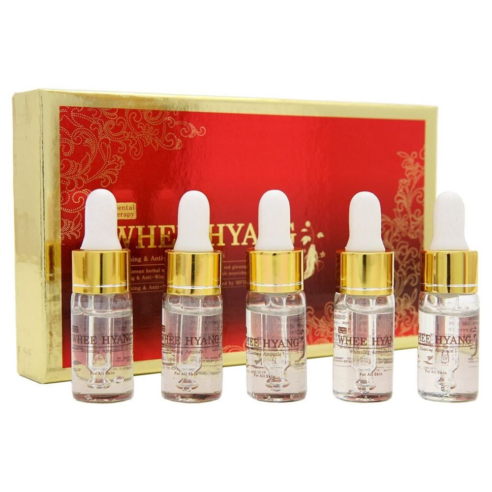 Ампулы Deoproce Whee Hyang Whitening Ampoule Set (5*10 мл) физика 9 класс предметное портфолио фгос
