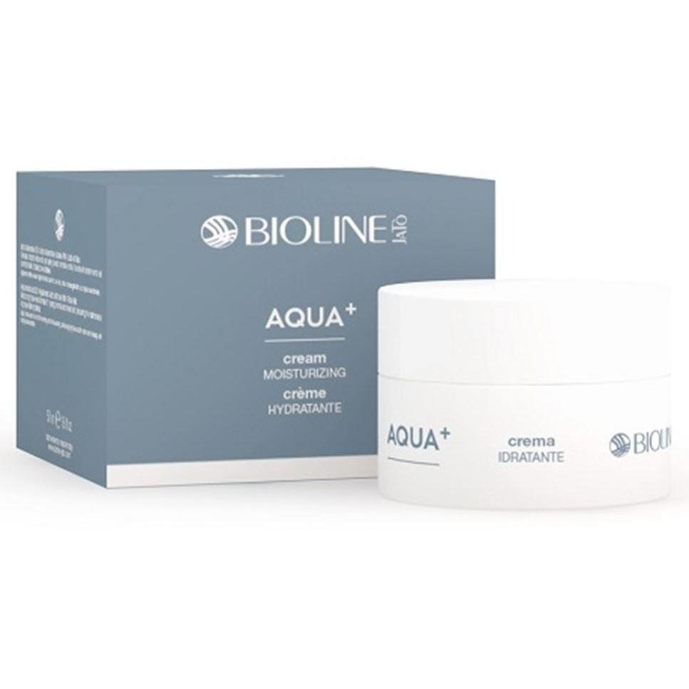 Крем Bioline JaTo Moisturizing Сream легкий увлажняющий крем для лица the moisturizing soft cream