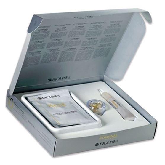 Набор Bioline JaTo Eye And Lip Treatment (Набор, 140 мл) набор набор bioline jato beauty gift ag3