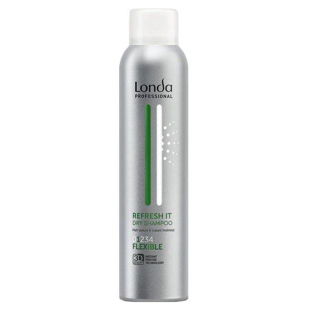 Шампунь Londa Professional Texture. Refresh It Dry Shampoo schwarzkopf уплотняющий сухой шампунь пудра refresh dust texture 300 мл