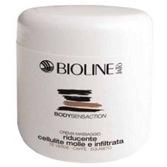 Крем Bioline JaTo Massage Cream Reducing Soft Cellulite And Infiltrated расслабляющий массажный крем unstress relaxing massage cream 500 мл christina