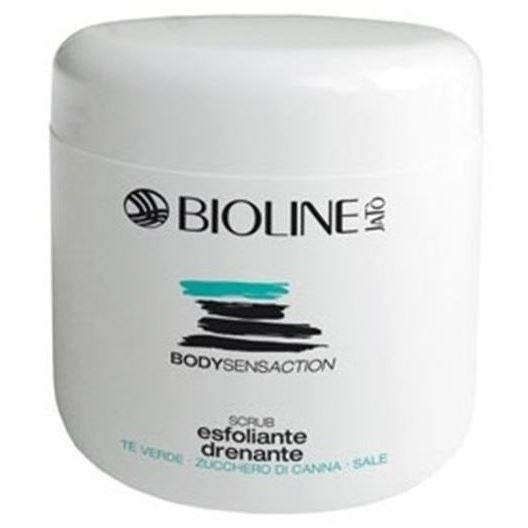 Скраб Bioline JaTo Scrub Exfoliating Draining 500 мл tegoder гель улучшающий микроциркуляцию с дренажным действием tegoder draining drenante circulaterio tdc 13106 14 10 мл