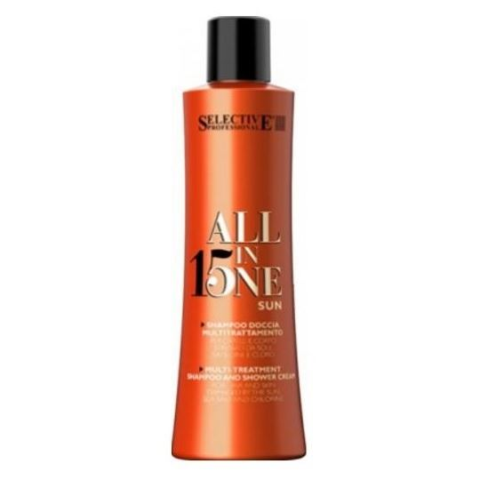 Маска Selective Professional All In One Sun Spray Mask selective professional all in one mask spray