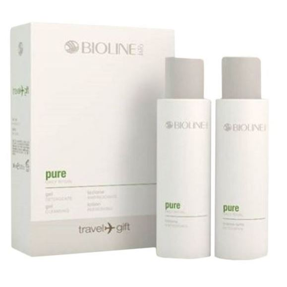 Набор: Набор Bioline JaTo Travel Kit Daily Ritual Pure недорого