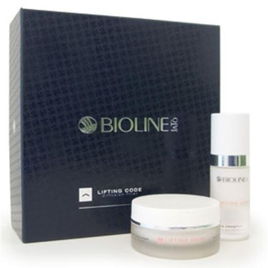Набор: Набор Bioline JaTo Beauty Gift Lifting Code bioline jato крем для ухода за контуром глаз и губ с гиалуроновой кислотой bioline jato lifting code eye