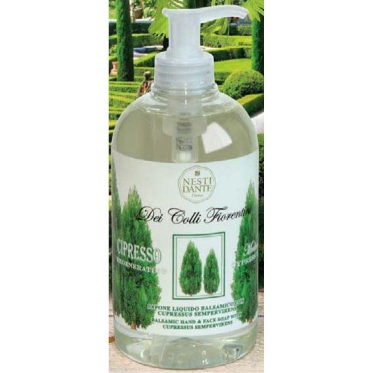 Мыло жидкое Nesti Dante Regenerating Cypress tree nesti dante мыло дрок dei colli fiorentini 250 гр мыло дрок dei colli fiorentini 250 гр 250 гр