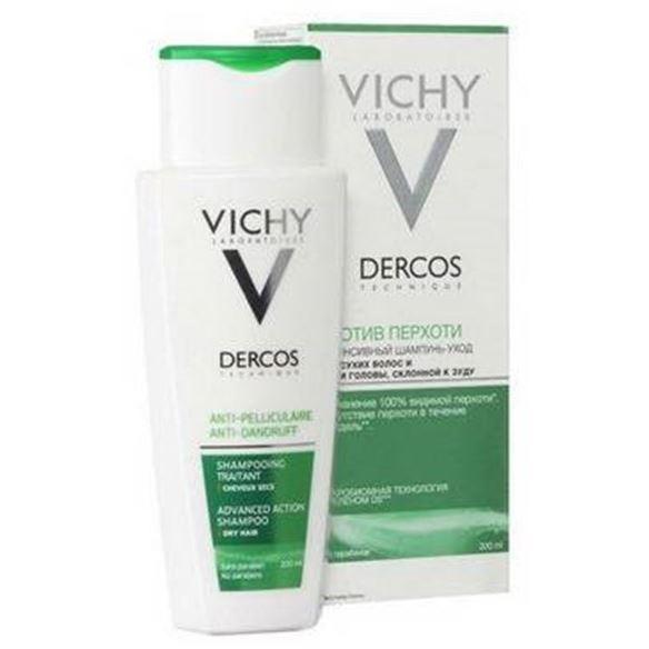 Шампунь VICHY Шампунь-уход против перхоти для сухой кожи головы 100 мл marlies moller specialist сухой шампунь придающий объем с шелком 4г