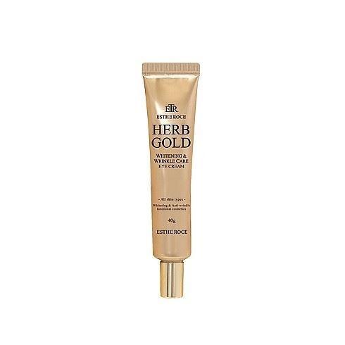 Крем Deoproce Herb Gold Whitening&Wrinkle Care Eye Cream (40 г) лосьон deoproce silkvill nourishing care face