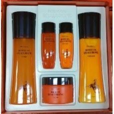 Набор: Крем Deoproce Horse Oil Hyalurone Skin Care 3 Set пенка deoproce horse oil hyalurone cleansing foam