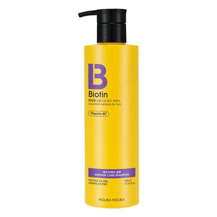 Шампунь Holika Holika Biotin Damage Care Shampoo 400 мл морозильник liebherr gt 4232
