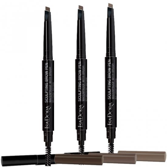 Карандаши IsaDora Sculpting Brow Pen (84) isadora помада для губ lip desire sculpting lipstick 52 3 3 гр