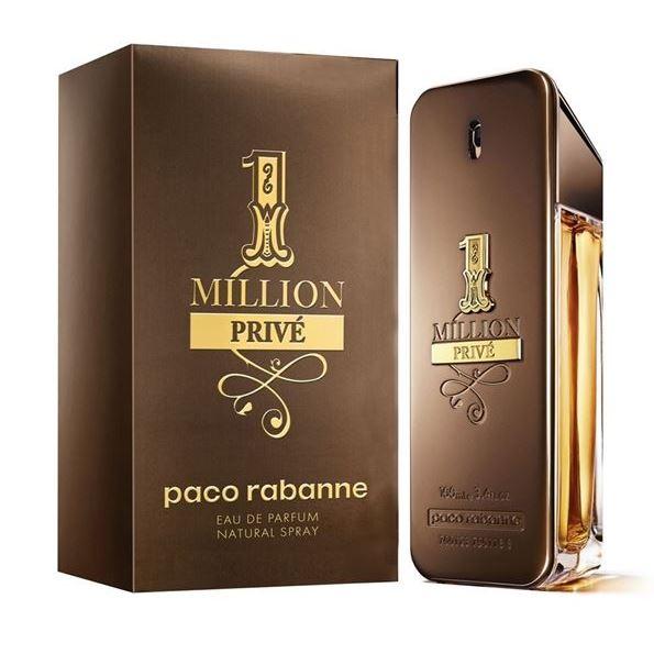Парфюмированная вода Paco Rabanne 1 Million Prive paco rabanne lady million prive парфюмерная вода lady million prive парфюмерная вода