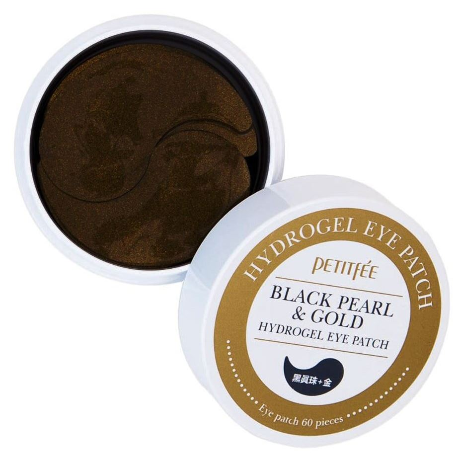 цена на Маска Petitfee Black Pearl & Gold Eye Patch (60*1.4 г)