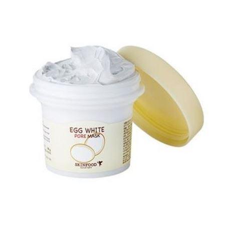 Маска SkinFood Egg White Pore Mask (125 г) маска skinfood bitter green clay soothing mask 145 г