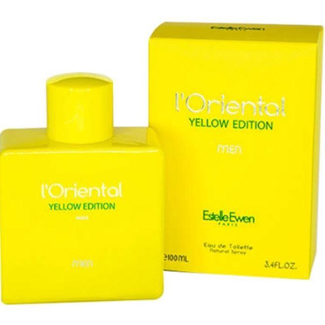 Туалетная вода Geparlys L'Oriental Yellow Edition 100 мл элтон джон elton john goodbye yellow brick road deluxe edition 2 cd