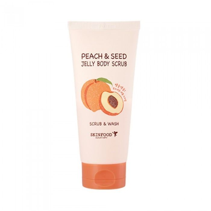 Скраб SkinFood Peach & Seed Jelly Body Scrub (200 г) suttons seed семена в украине