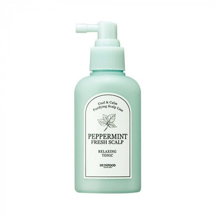 купить Тоник SkinFood Peppermint Fresh Scalp Relaxing Tonic в интернет-магазине