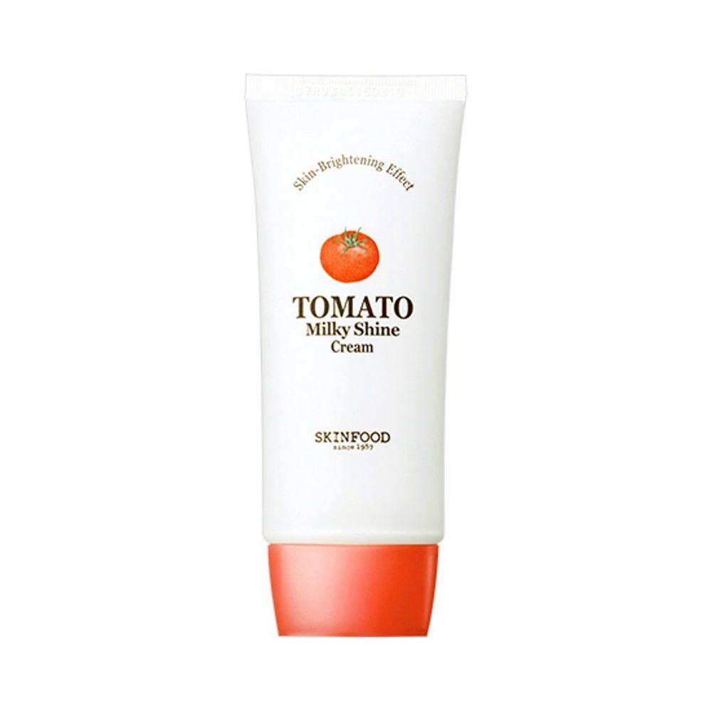 Крем SkinFood Tomato Milky Shine Cream крем skinfood gold caviar collagen eye serum