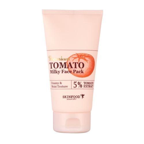 Маска SkinFood Premium Tomato Milky Face Pack (150 г) premium крем маска осветляющая салонная косметика премиум premium гп070032 150 мл