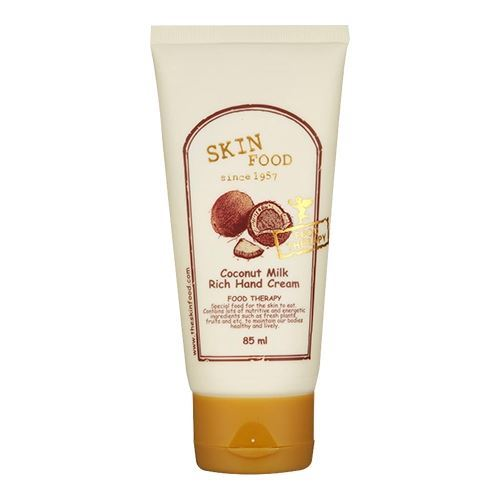 Крем SkinFood Coconut Milk Rich Hand Cream 85 мл крем etude house hand bouquet rich butter hand cream 50 мл
