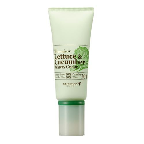 Крем SkinFood Premium Lettuce & Cucumber Watery Cream (50 г) cnd крем cucumber heel therapy 425 гр