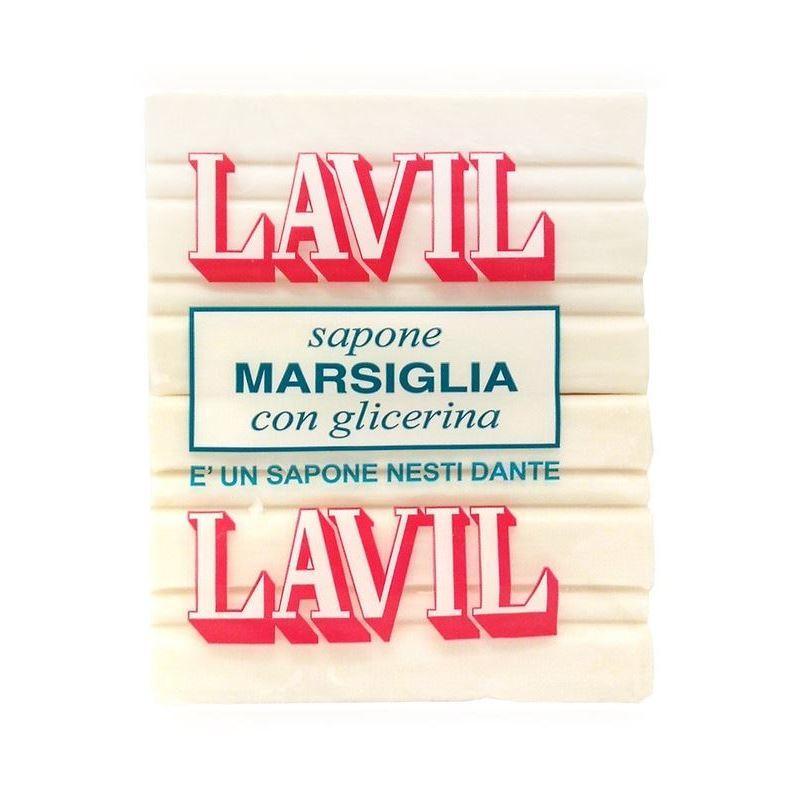 Мыло Nesti Dante Lavil Marsiglia  (2*250 г) nesti dante мыло bionatura масло аргании и альпийские травы 250 г