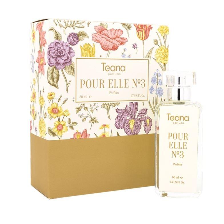 Духи Teana Pour Elle № 3 Parfum elle sasson юбка длиной 3 4