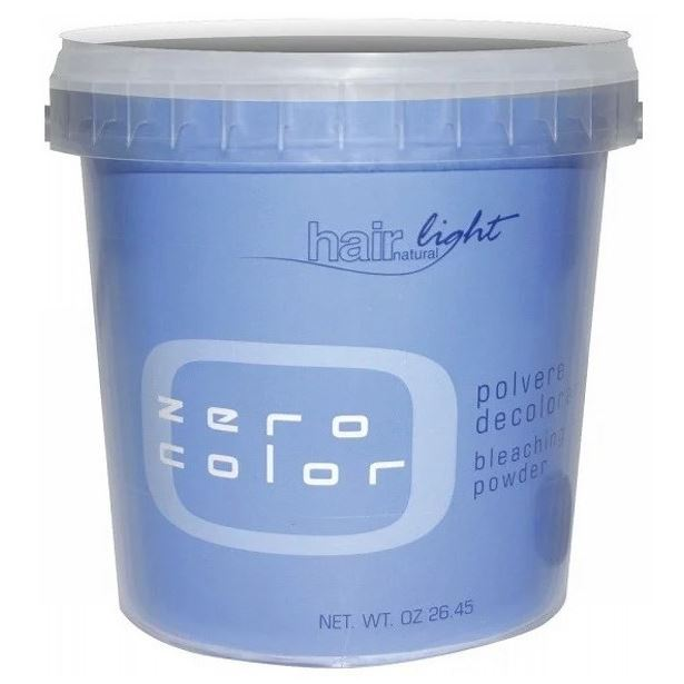 Краска для волос Hair Company Hair Light Zero Color (750 г) hair company осветляющий порошок hair company hair light coloring and bleaching zero color powerful 251802 lb11426 1000 г
