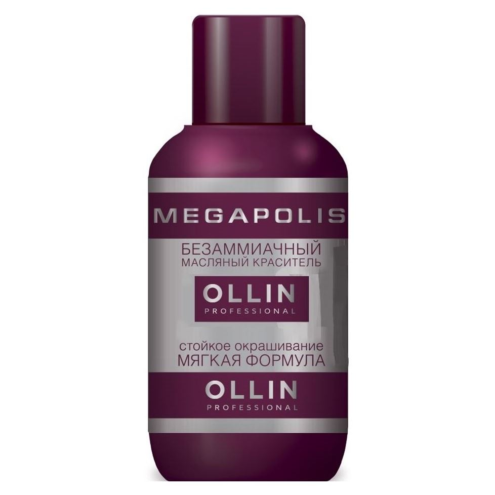 Краска для волос Ollin Professional Megapolis Oil, 50 мл (9/72)