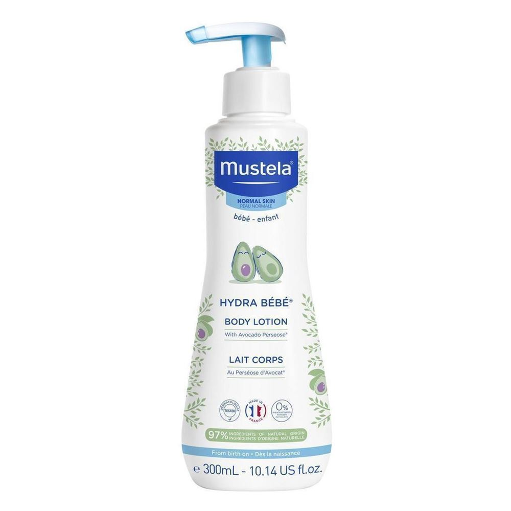 Молочко Mustela Молочко для тела крем для тела mustela bebe hydra bebe 300 мл увлажняющий