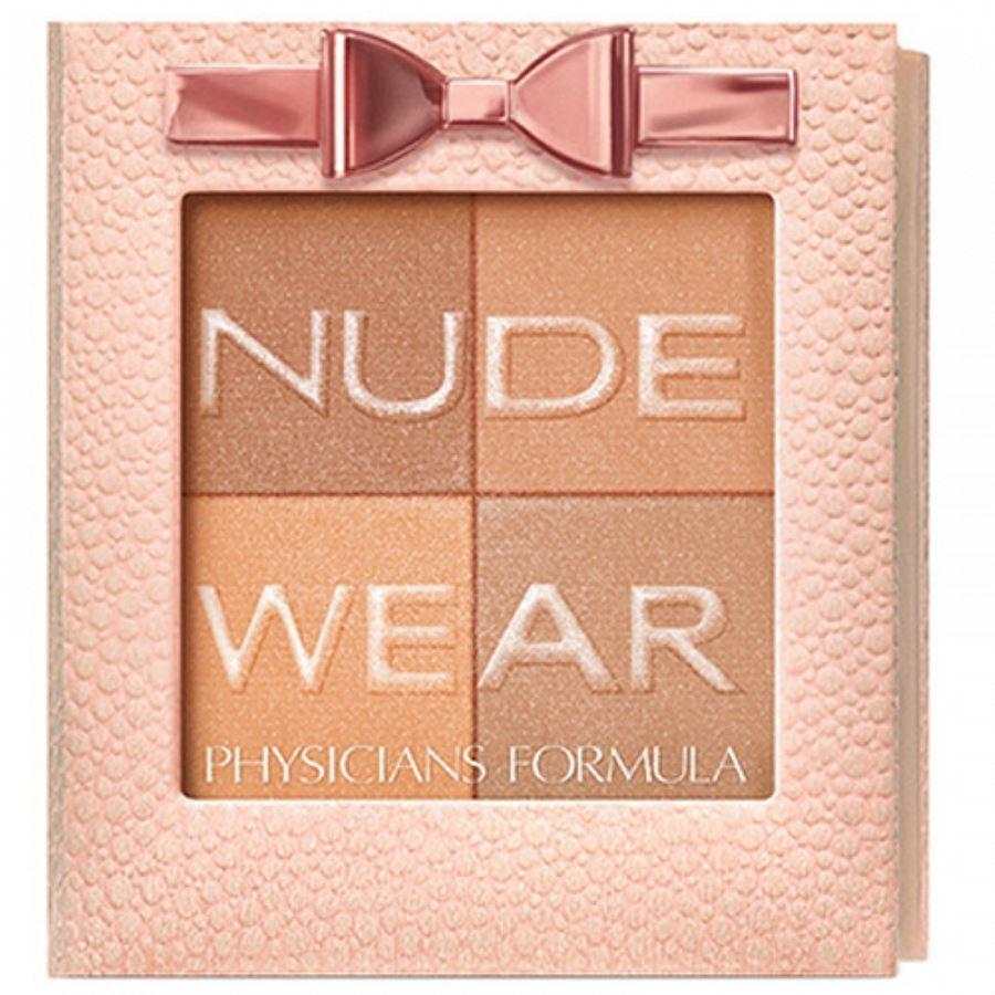 Пудра Physicians Formula Nude Wear Glowing Nude Bronzer (загар) пудры physicians formula пудра бронзер nude wear glowing nude bronzer тон загар 7 г
