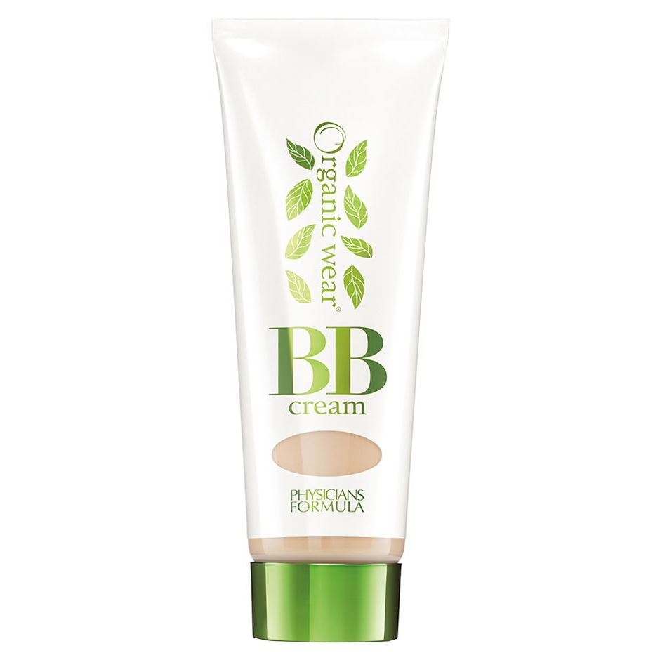 Тональный крем Physicians Formula Organic Wear Beauty Balm BB Cream SPF 20  (светлый/средний) аструм astrum bf complex профилактика дисбактериоза капсулы 60 шт