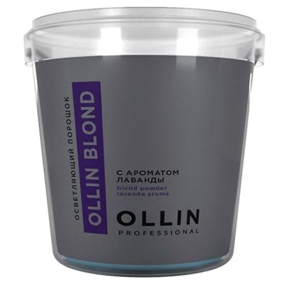 Краска для волос Ollin Professional Ollin Blond Blond Powder Lavande Aroma (500 г)