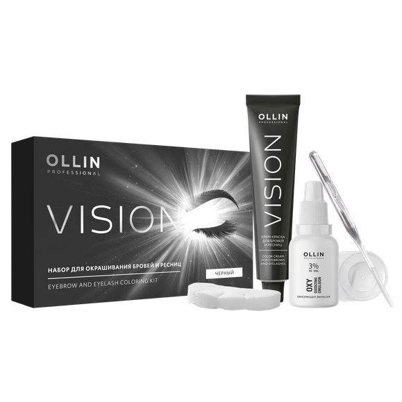 Краска для волос Ollin Professional Ollin Vision Set (Graphite) елена бенкен php mysql xml программирование для интернета cd rom