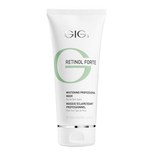 Маска GiGi Whitening Professional Mask For All Skin Types 200 мл wella professional маска для гладкости волос smoothen mask 200 мл