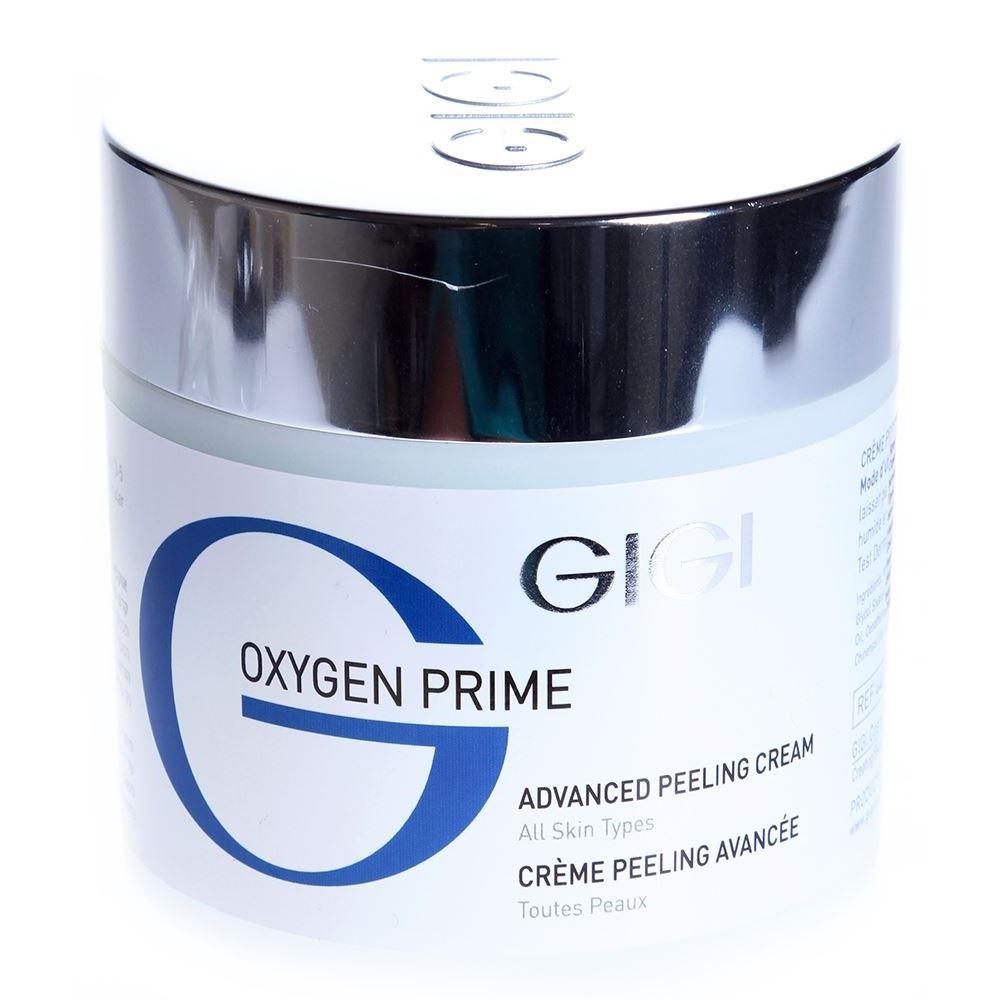 Крем GiGi Advanced Peeling Cream For All Skin Types пилинг gigi enzimatic peeling step 2