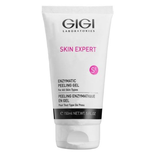 Гель GiGi Enzimatic Peeling Gel For All Skin Types 150 мл пилинг gigi enzimatic peeling step 2