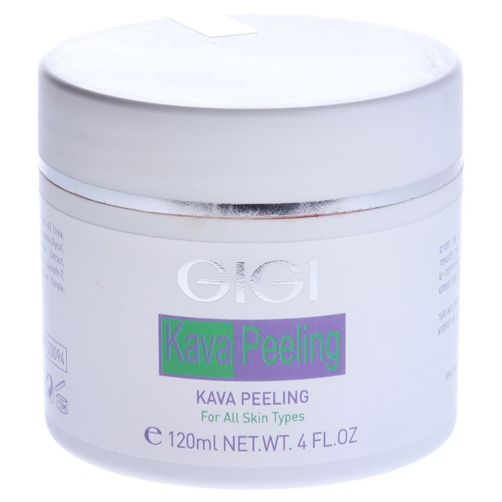 Пилинг GiGi Kava Peeling For All Skin Types 100 мл the yeon lotus roots 365 silky skin bubble peeling gel пилинг гель с экстрактом лотоса 100 мл