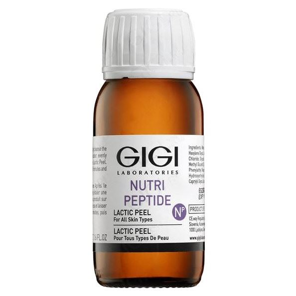 Пилинг GiGi Lactic Peel For All Skin Types 50 мл пилинг gigi peeling ptca for all skin types