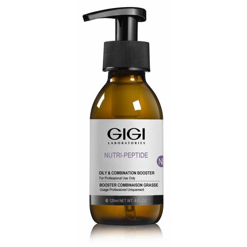 Концентрат GiGi Oily & Combination Booster For Professional Use Only скраб для лица и тела gigi gigi mp002xw0zz64